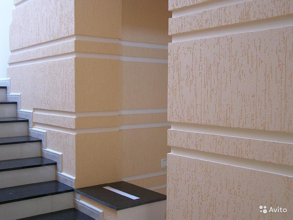 Jak Ozdobic Korytarz Dekoracyjnym Tynkiem Tynk Strukturalny Stary